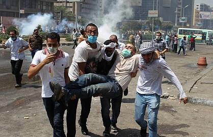 Dženaza namaz u odsutnosti za egipatske šehide