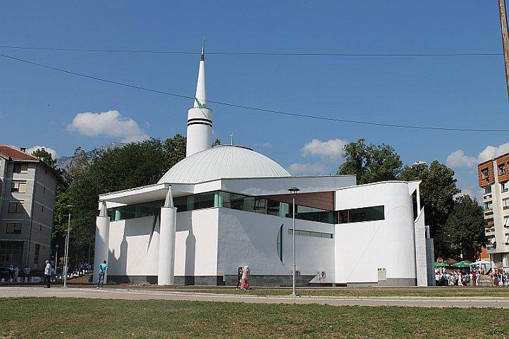 Jablanica: Svečano otvorena Čaršijska džamija