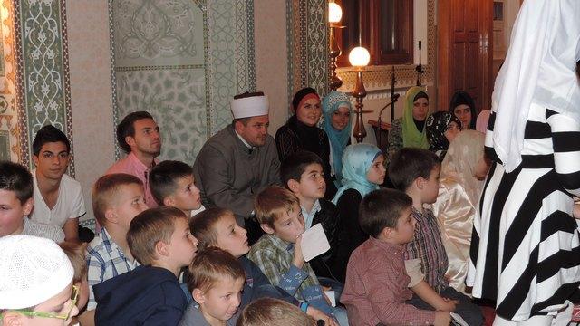ISTRAJNI GLAVNI IMAM MEDŽLISA ISLAMSKE ZAJEDNICE BIJELJINA