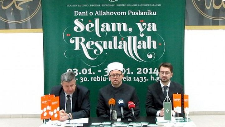 "Press konferencijom najavljena manifestacija ""Selam, ya Resulallah – Dani o Allahovom Poslaniku"""