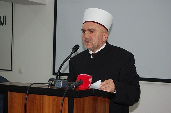Dr. Mevlud ef. Dudić novi predsjednik Mešihata Islamske zajednice u Srbiji
