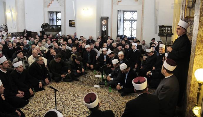 Tradicionalni mevlud u Begovoj džamiji
