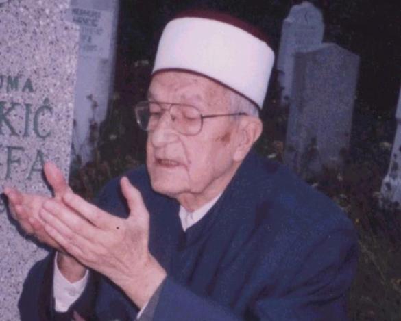 Muftija posjetio najstarijeg hafiza u BiH