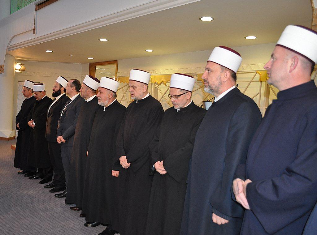 Usvojen Izvještaj o radu Rijaseta i potvrđeno imenovanje zamjenika Reisu-l-uleme i muftija