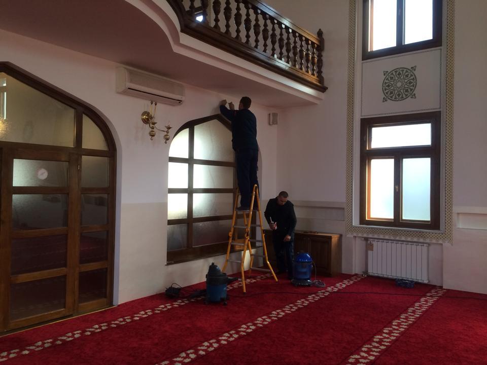 Atik džamija obezbijeđena alarmom