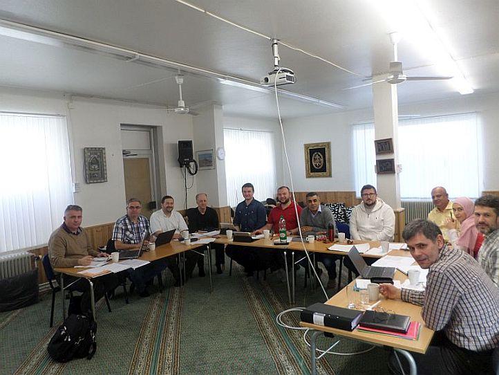 Održana sjednica Izvršnog odbora IZ Bošnjaka u Švedskoj