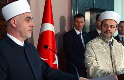 Reisu-l-ulema uputio telegram saučešća predsjedniku Dijaneta Republike Turske
