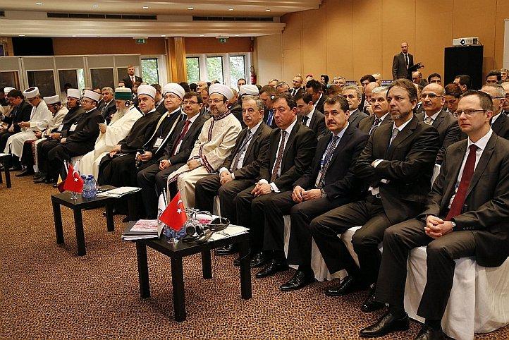 Sjednica Islamskog vijeća vjerskih lidera Evrope i Azije