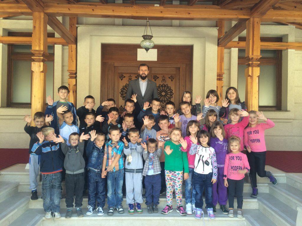 Mlađe Mekteblije u Atik džamiji
