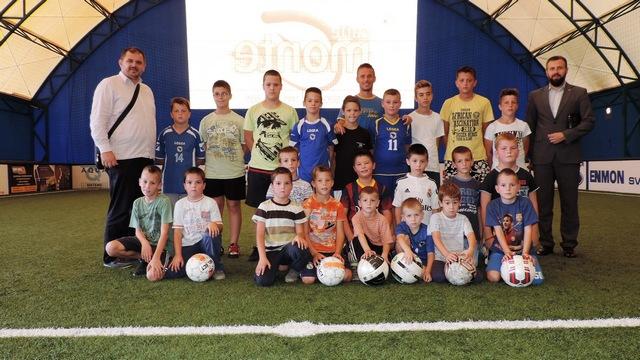 Škola malog nogometa pri Mektebskom centru Bijeljina