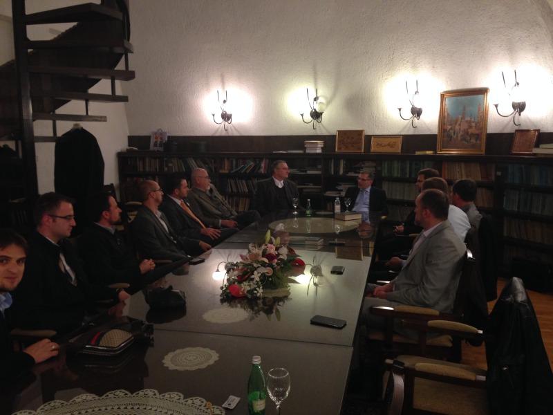 Aktivnosti Centra za dijalog-Vesatija predstavljeni u Zagrebu