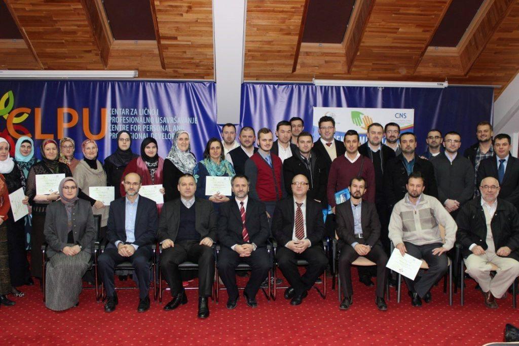 """Završen seminar """"Projektni menadžment za civilno društvo"""""""