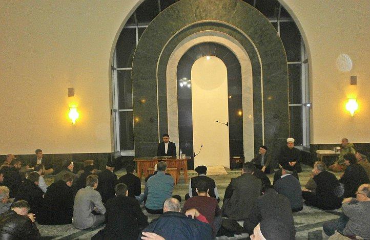 Drugo predavanje Katedre tefsira i hadisa u Tuzli