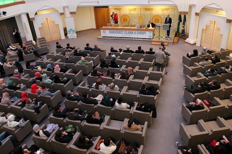 """Predavanje """"Budućnost islama u Evropi"""""""