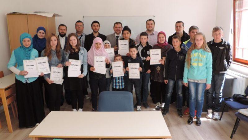 Održano XV mektebsko takmičenje na nivou Medžlisa Islamske zajednice Bijeljina