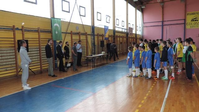 Regionalno takmičenje polaznika mektebske nastave u malom nogometu