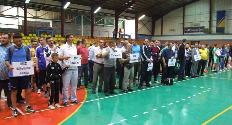 Gradačac: Održani XVII sportski susreti imama članova Udruženja ilmijje za područje Muftiluka tuzlanskog