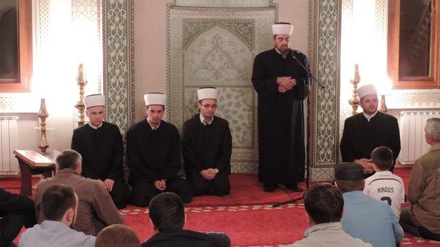 Profesori Behram-begove medrese u bijeljinskoj Sultan Sulejmanovoj Atik džamiji