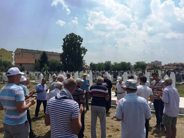 Dan šehida, civilnih žrtava agresije na BIH, obilježen u Bijeljini