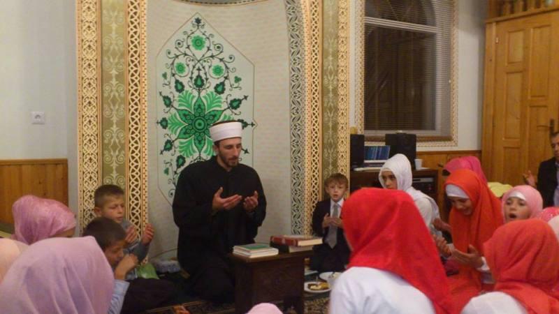 Povodom Nove 1437. h.g. proučen mevlud u Hajrija džamiji, džemat Srednja Trnova