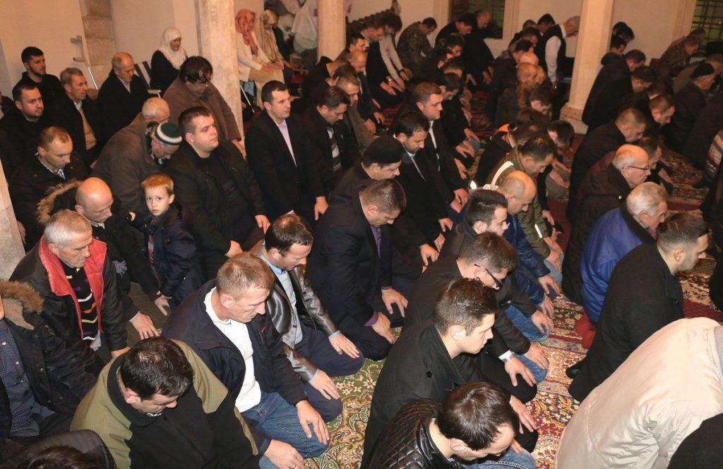 Centralna mevludska svečanost održana u banjalučkoj Ferhadiji