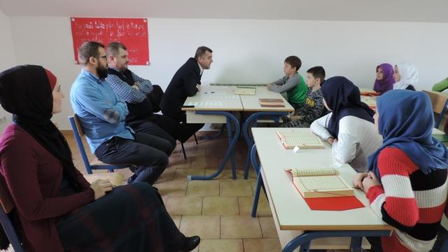 Hatmenski ispiti u Mektebskom centru Bijeljina