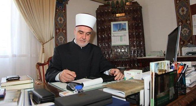 Reisu-l-ulema uputio čestitku episkopu Grigoriju povodom hrišćanskog blagdana Božića