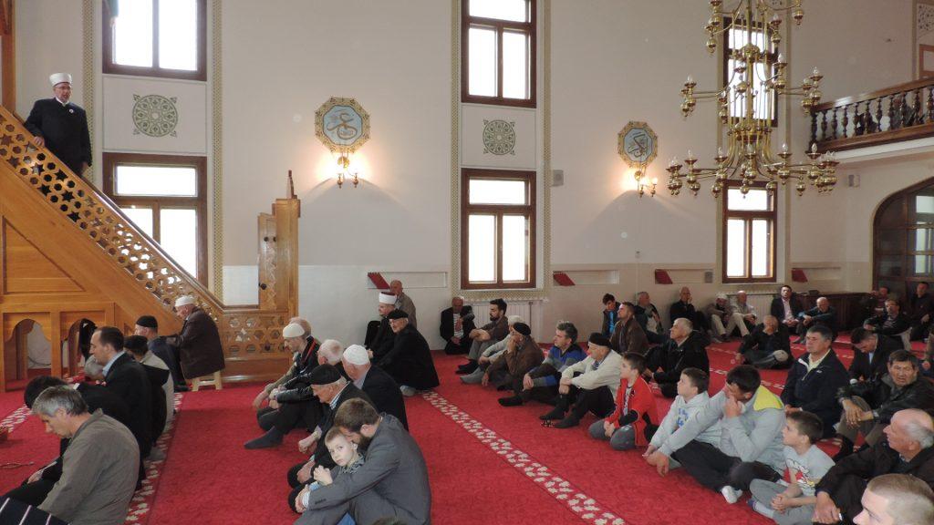 Muftija tuzlanski posjetio MIZ Bijeljina