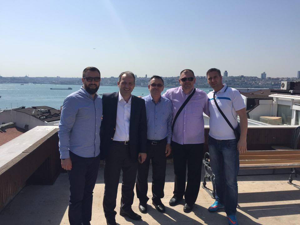 Predstavnici Mektebskog centra Bijeljina u službenoj posjeti Turskoj