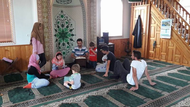 Džemat Srednja Trnova – Mukabela i kurs arapskog pisma