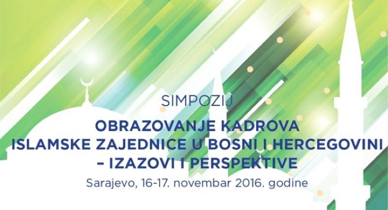 Simpozij o obrazovanju kadrova Islamske zajednice u BiH