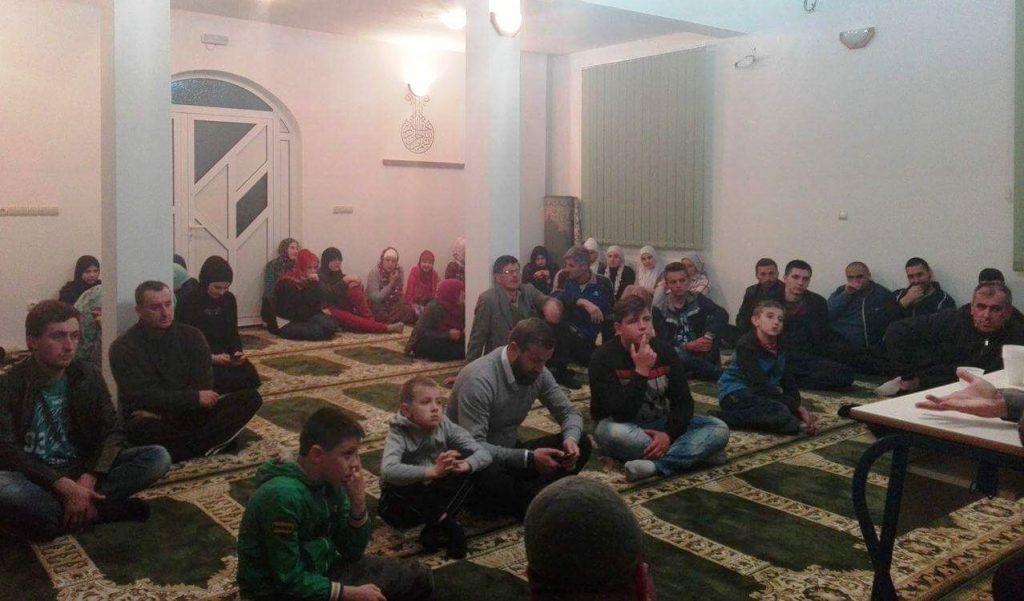 U džematu Janjari održano treće ovogodišnje druženje mladih MIZ Bijeljina