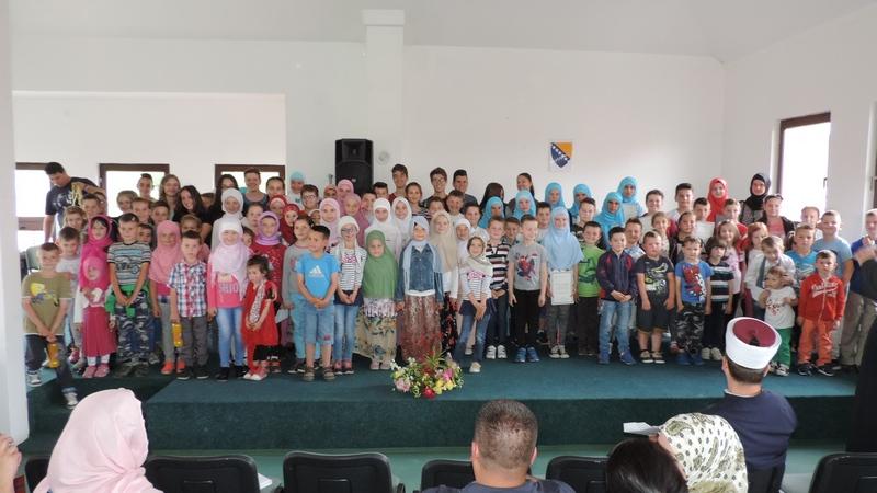 Održana druga po redu Mektebska akademija Medžlisa Islamske zajednice Bijeljina