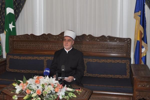 Bajramska čestitka reisu-l-uleme: Danas nam više nego ikada treba dobrih vijesti i nade u bolje sutra