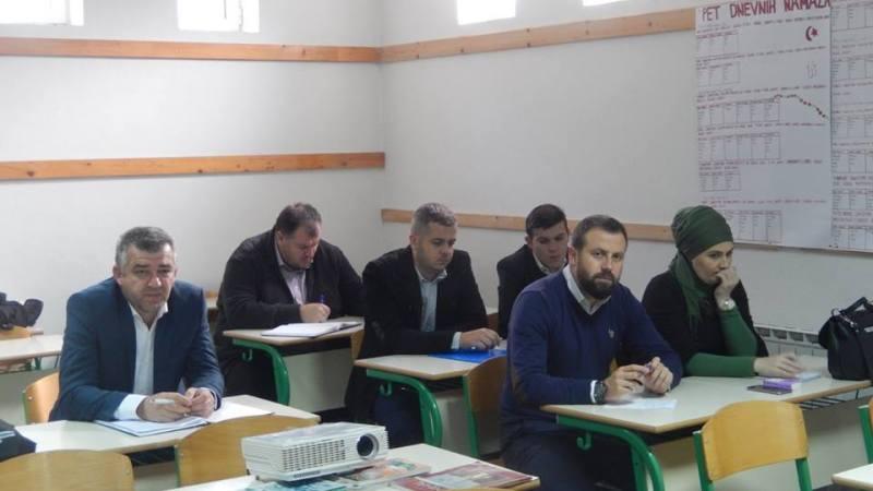 Seminar za imame-muallime i muallime posvećen radu sa djecom i mladima