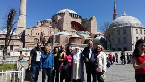 ZAVRŠENA EKSKURZIJA U ISTANBUL