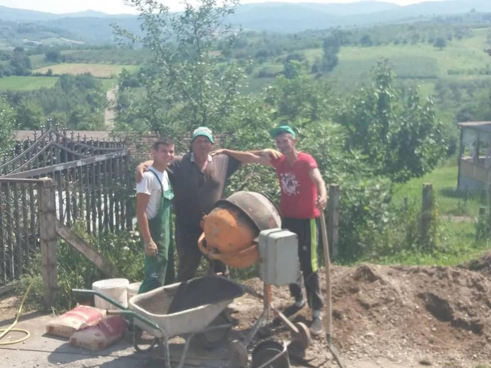 Obnova vakufske kuće u džematu Atmačići, Medžlis Islamske zajednice Bijeljina
