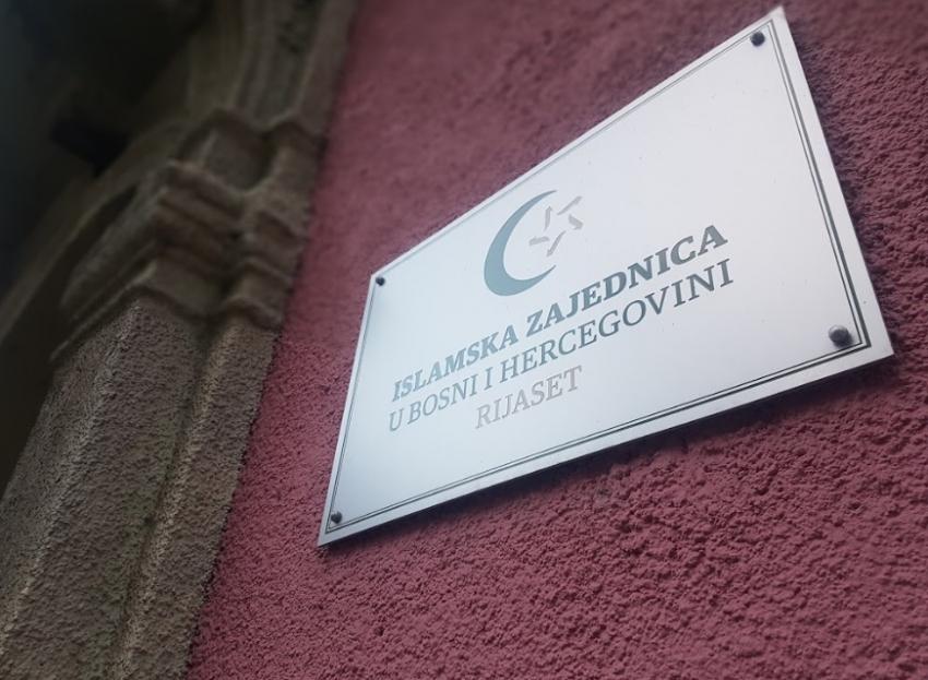 Saopćenje Rijaseta o podizanju optužnice u slučaju rušenja Aladže džamije