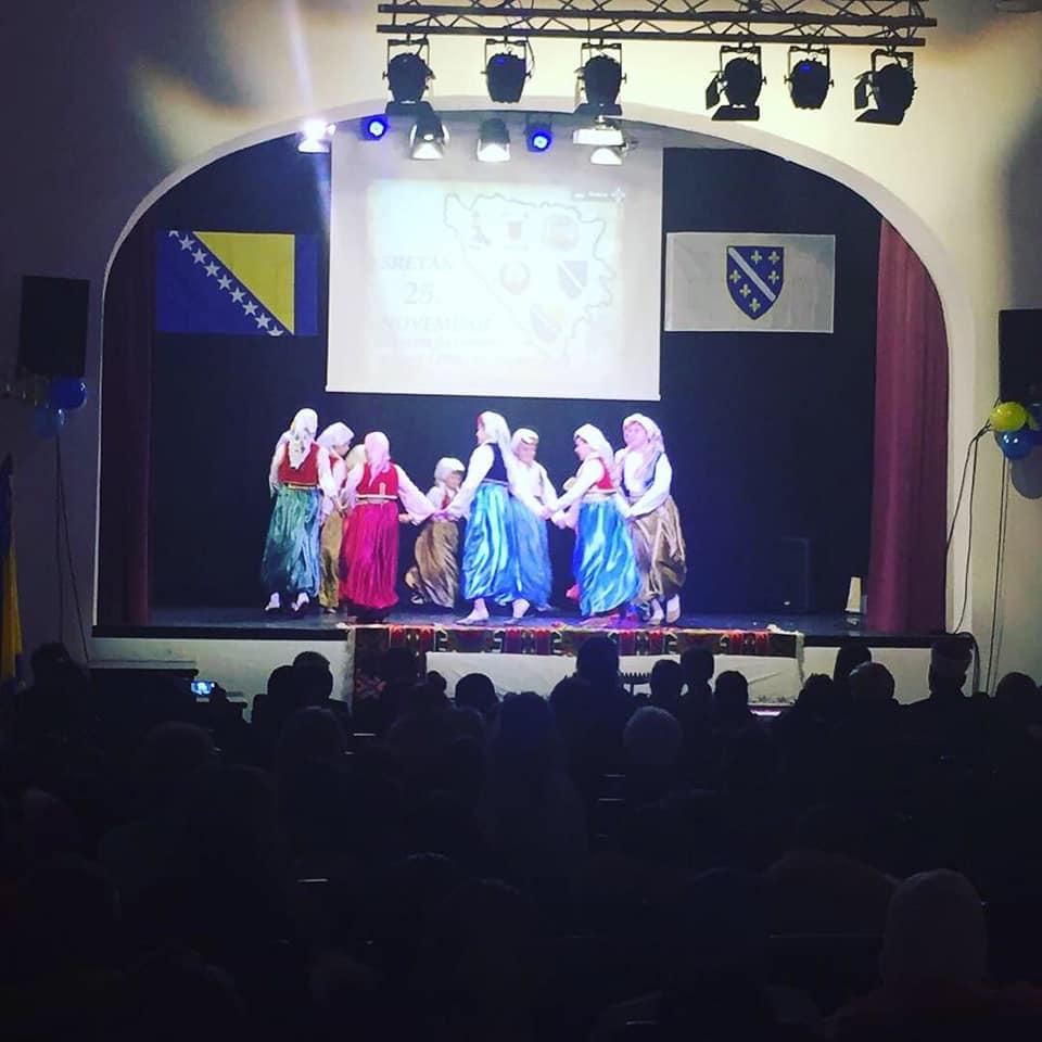 Svečana akademija povodom 25. novembra – Dana državnosti Bosne i Hercegovine