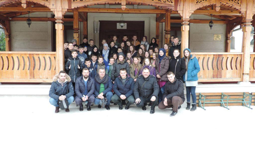 Prelijepo druženje mektebskih učenika u Mektebskom centru MIZ Bijeljina