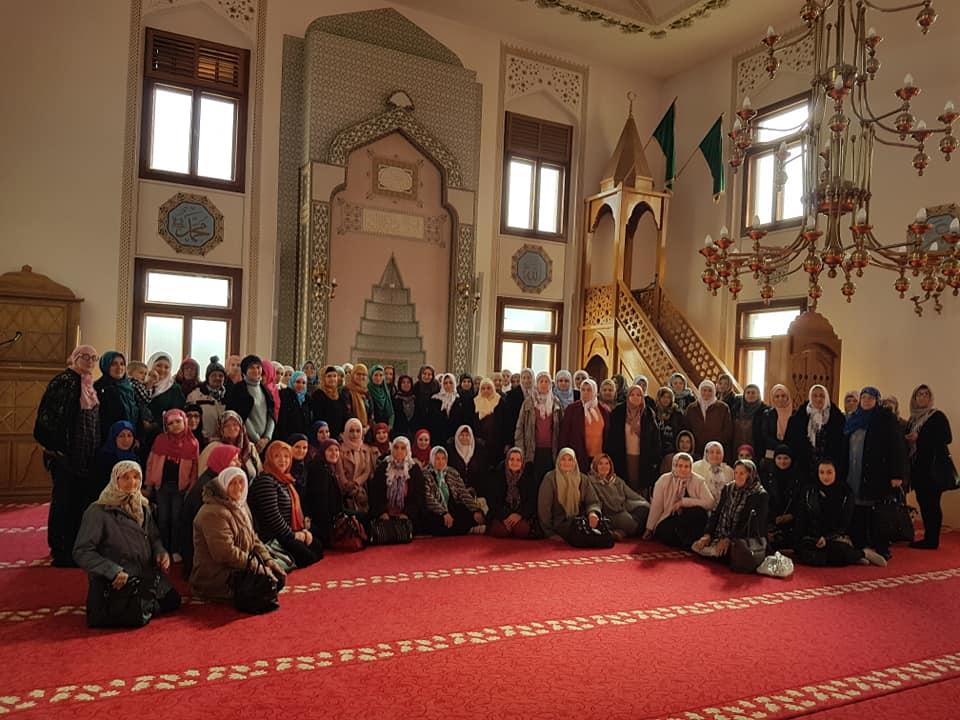 Predavanje za žene u bijeljinskoj Sulejmaniji: Značaj porodice i zajednice