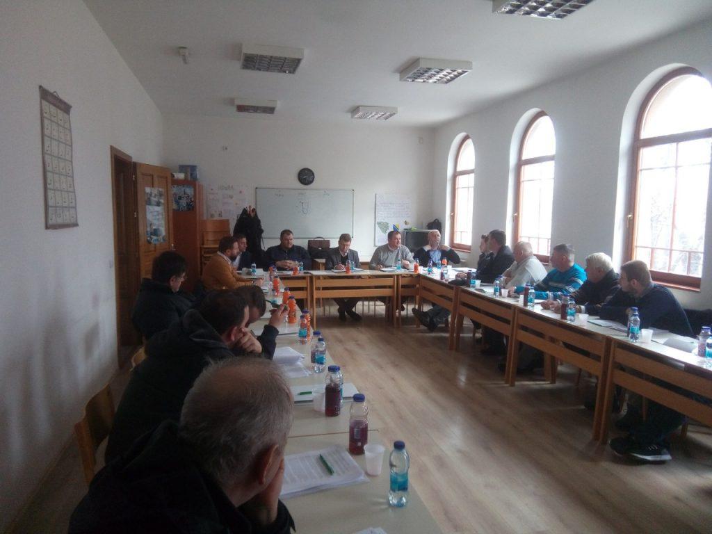 Održana prva redovna sjednica Skupštine Medžlisa Islamske zajednice Bijeljina