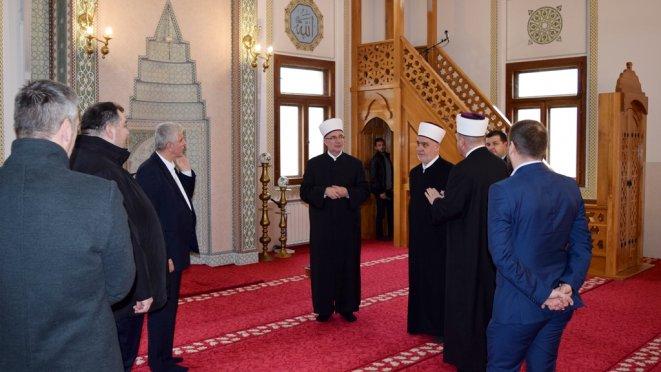 Reisu-l-ulema posjetio Medžlis IZ-e Bijeljina