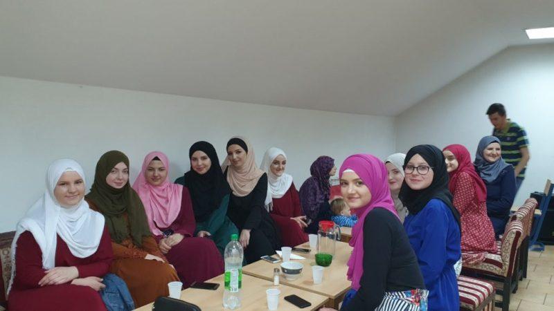 Zajednički iftar pod finansijskim pokroviteljstvom Mercy-USA