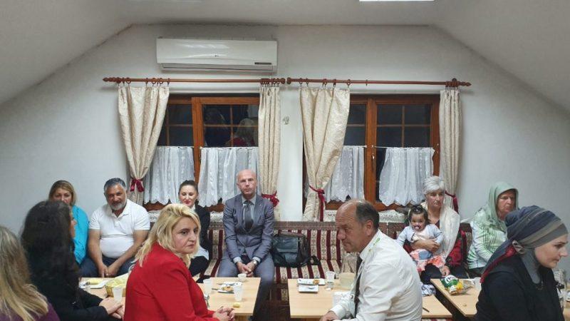 """Zajednički iftar firme """"Ersino"""", Šemse Redžića i MIZ Bijeljina"""