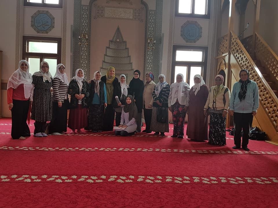 Predavanja za žene Odjela za brak i porodicu pri Medžlisu Islamske zajednice Bijeljina