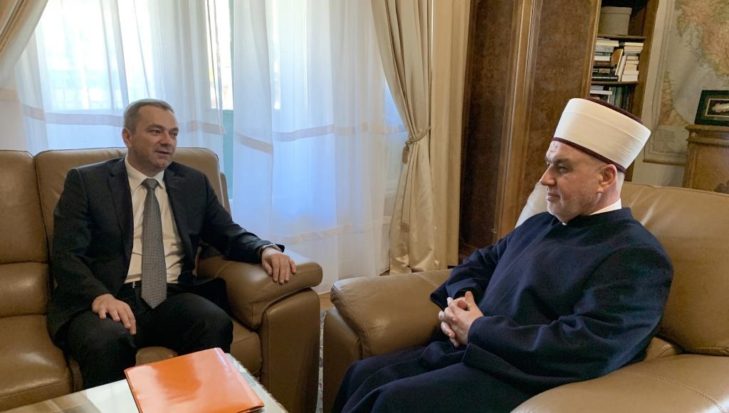 Podrška Reisu-l-uleme organizaciji međunarodnog simpozija o imamu El-Maturidiju