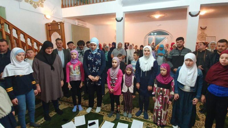 PROUČENI MEVLUDI U DŽEMATIMA MEDŽLISA ISLAMSKE ZAJEDNICE BIJELJINA, GLINJE, ATMAČIĆI I JANJARI