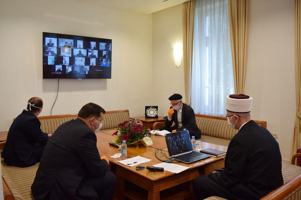 Muftijstvo tuzlansko: Održana sjednica Savjeta za vjerska pitanja