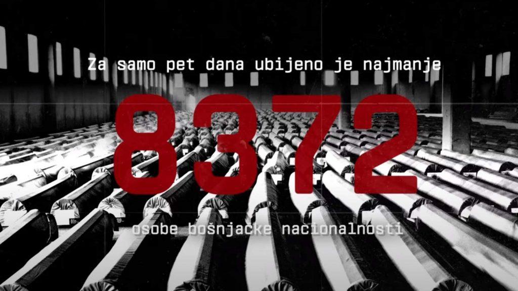 Memorijalni centar Srebrenica: Predstavljen zvanični video povodom 25. godišnjice genocida